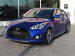 2013 Hyundai Veloster Turbo w/Colour Pack in Airdrie, Alberta