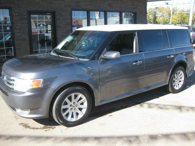 2009 ford flex sel 4dr all wheel drive grey family. Black Bedroom Furniture Sets. Home Design Ideas