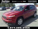 2014 Jeep Cherokee Sport in Windsor, Nova Scotia
