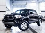 2013 Toyota Tacoma 4X4 Double Cab TRD Sport with Leather in Kelowna, British Columbia