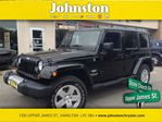 2011 Jeep Wrangler Unlimited Sahara~Dual Tops~Low Kms~ in Hamilton, Ontario