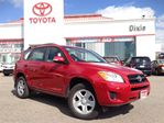 2010 Toyota RAV4 4WD - One Owner Trade-in! in Mississauga, Ontario