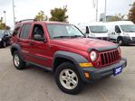 2007 Jeep Liberty Sport in Mississauga, Ontario