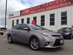 2014 Toyota Corolla LE ECO UPGRADE WITH LEATHER PACKAGE in Bolton, Ontario