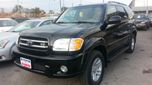 2004 Toyota Sequoia Limited, DVD, Leather, 7 pass in Toronto, Ontario