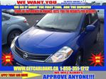 2010 Nissan Versa 1.8 S*HATCHBACK*KEYLESS ENTRY*CLIMATE CONTROL*P in Cambridge, Ontario
