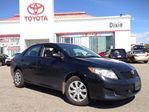 2010 Toyota Corolla CE - One Owner Trade-in! in Mississauga, Ontario