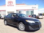 2012 Toyota Camry LE - It's Toyota Certified! in Mississauga, Ontario