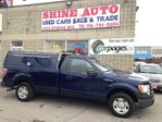 2009 Ford F-150 1 OWNER, LONG BOX, EQUIPPED WITH BOX CAP, CERTI in North York, Ontario