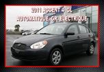 2010 Hyundai Accent GL AUTOMATIQUE in Saint-Jean-Sur-Richelieu, Quebec