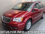 2013 Chrysler Town and Country TOURING w/ CAMERA! ALLOYS! POWER PKG! REAR A/C! Va in Guelph, Ontario