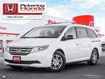 2013 Honda Odyssey EX-L, DVD, LEATHER, 1 OWNER in Pickering, Ontario