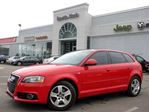 2009 Audi A3 S-LINE QUATTRO LEATHER PANO SUNROOF HTD FRT SEATS POWER OPTS in Thornhill, Ontario