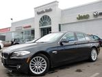 2011 BMW 5 Series XDRIVE NAV LEATHER SUNROOF HTD FRT SEATS KEYLESS GO in Thornhill, Ontario