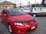 2006 Mazda MAZDA3 06 MAZDA3,2.3L,LOADED,99KM,12M WRTY,FINANCE? in Ottawa, Ontario