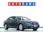 2010 Audi A4 2.0T QUATTRO LEATHER SUNROOF AWD in North York, Ontario
