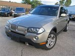 2007 BMW X3 Panoramic roof,AWD,roof rack in Markham, Ontario