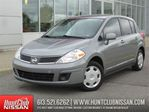 2009 Nissan Versa 1.8S (A4) in Nepean, Ontario