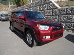 2013 Toyota 4Runner SR5 V6 with Upgrade Package in Williams Lake, British Columbia