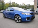 2011 Kia Forte Koup SX LEATHER, ROOF, 41K! in Stittsville, Ontario