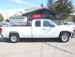 2013 GMC Sierra 1500 Work Truck Ext. Cab Long Box 4WD in Gloucester, Ontario