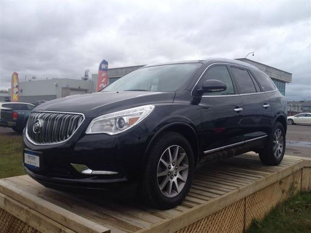2014 buick enclave leather thunder bay ontario used car for sale 1880518. Black Bedroom Furniture Sets. Home Design Ideas