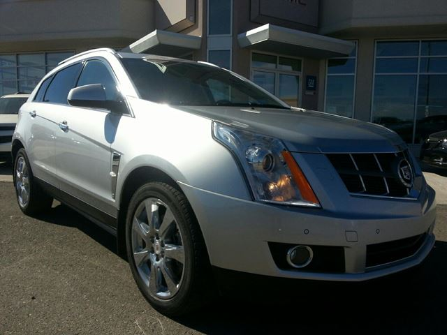 2010 Cadillac Srx Claresholm Alberta Car For Sale 1881402