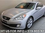 2011 Hyundai Genesis 2.0T COUPE w/ 6-SPD MANUAL! ALLOYS! LOW KM!! Coupe in Guelph, Ontario