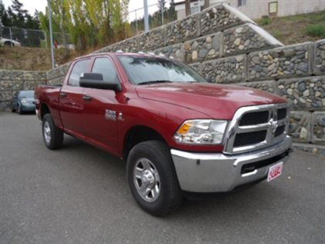 2014 DODGE RAM 3500 ST in Williams Lake, British Columbia