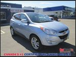 2010 Hyundai Tucson LIMITED WITH NAVIGATION LEATHER AND PANORAMIC S in Ottawa, Ontario