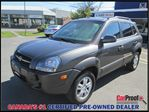 2006 Hyundai Tucson GLS V6 LEATHER AND SUNROOF in Ottawa, Ontario