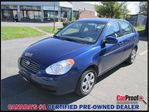 2010 Hyundai Accent AUTO AIR AND 1 OWNER in Ottawa, Ontario