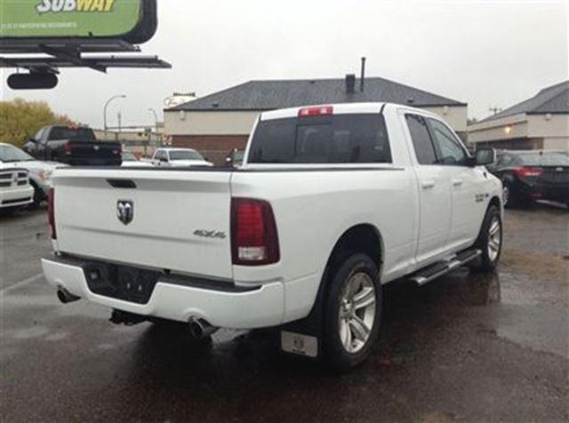 Dodge Ram 1500 Towing Capacity - Dodge Ram  Sport Uconnect Great Towing Capacity