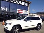 2011 Jeep Grand Cherokee LIMITED HEMI V8 NAVIGATION BACK UP CAM Canadian in Mississauga, Ontario