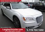 2013 Chrysler 300 w/  Navigation & Leather Interior in Surrey, British Columbia