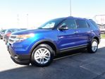 2013 Ford Explorer XLT AWD in Milton, Ontario