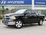 2013 Dodge RAM 1500 Quad Cab SLT Hemi 5.7L V8 in Penticton, British Columbia