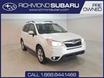 2014 Subaru Forester 2.5i Touring Package in Richmond, British Columbia