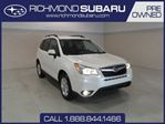 2015 Subaru Forester 2.5i Convenience Package in Richmond, British Columbia