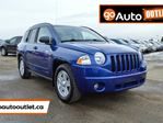 2009 Jeep Compass Sport North Edition Front-wheel Drive in Edmonton, Alberta