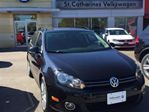 2010 Volkswagen Golf TDI Highline at Tip in St Catharines, Ontario