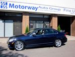 2008 Mercedes-Benz C-Class C350 AMG PKG.NAVIGATION, PANO ROOF, B-UP CAMREA in Mississauga, Ontario