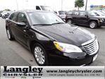 2012 Chrysler 200 Touring w/ Sunroof & Accident Free in Surrey, British Columbia