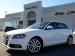 2009 Audi A3 4DR HB QUATTRO S-LINE LEATHER PANO SUNROOF HTD FRT SEATS in Thornhill, Ontario