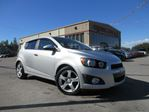 2012 Chevrolet Sonic LT, ALLOYS, ONLY 19K!!! in Stittsville, Ontario