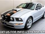 2007 Ford Mustang GT COUPE 5-SPD MANUAL! LEATHER! 18'' ALLOYS! Coupe in Guelph, Ontario