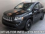 2011 Jeep Compass 4WD NORTH EDT'N w/ HEATED SEATS! 5-SPD MANUAL! ALL in Guelph, Ontario