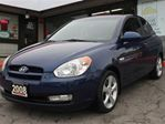 2008 Hyundai Accent *GL Sport* / Sunroof . Alloy Rims - CERTIFIED & E- in Waterloo, Ontario