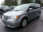 2013 Chrysler Town and Country Touring W/ Rearview Camera & Power sliding Doors in Maple Ridge, British Columbia