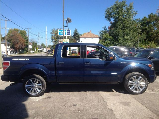 2014 ford f 150 limited caledonia ontario used car for sale 1886070. Black Bedroom Furniture Sets. Home Design Ideas